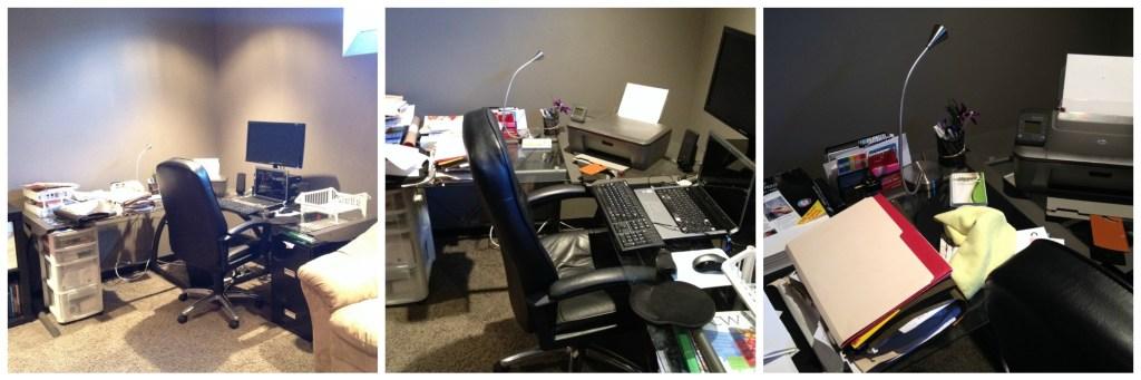 HP OrganizeYourLife DeskBfr