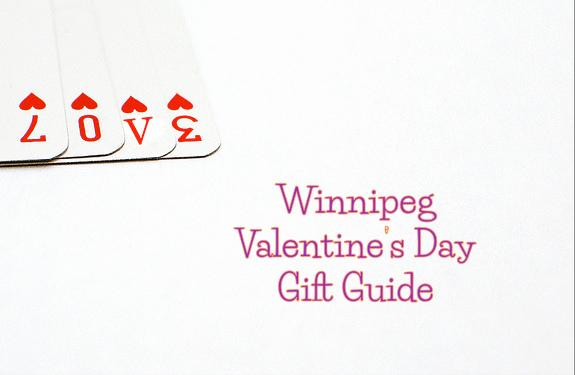 Valentine's Day Winnipeg
