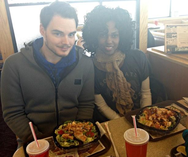 Wendys Kyle and Renee