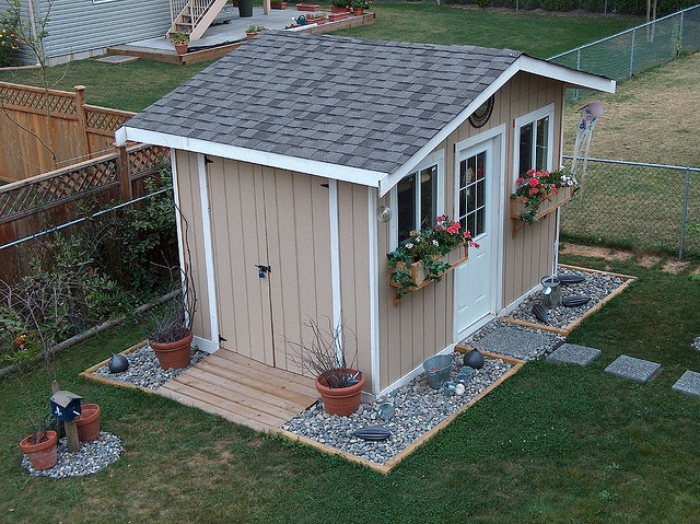 The Do's and Don'ts of Building A Shed