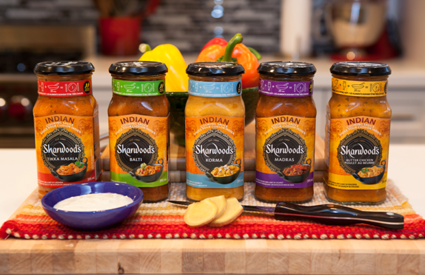 Sharwood's Indian Cooking Sauces
