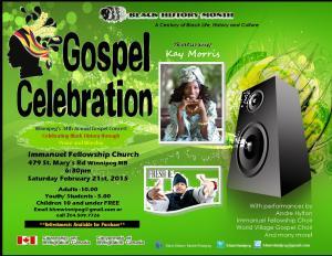 Black History Month Gospel Celebration