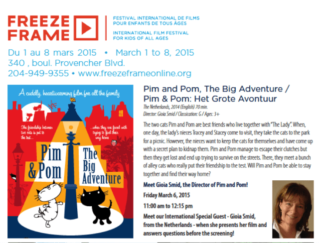 FLASH GIVEAWAY #Winnipeg – Freeze Frame Family Pass @WpgMediaCentre