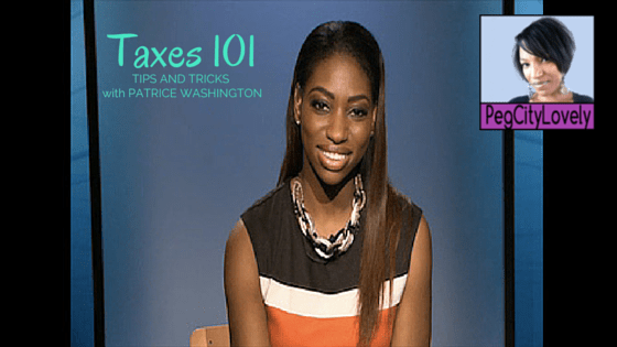 It's Tax Time! Tips and Tricks from Patrice Washington #Interview