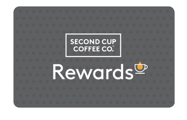 Have You Heard? Second Cup Has A Rewards Program!