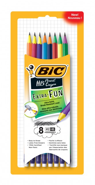 BIC Extra-Fun Pencil