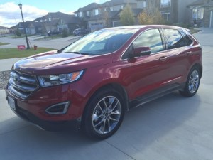 Embarking On New Traditions With The 2015 #FordEdge