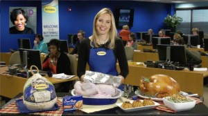Tried and True Tips from the Butterball Turkey Talk-Line #TBThanksgiving