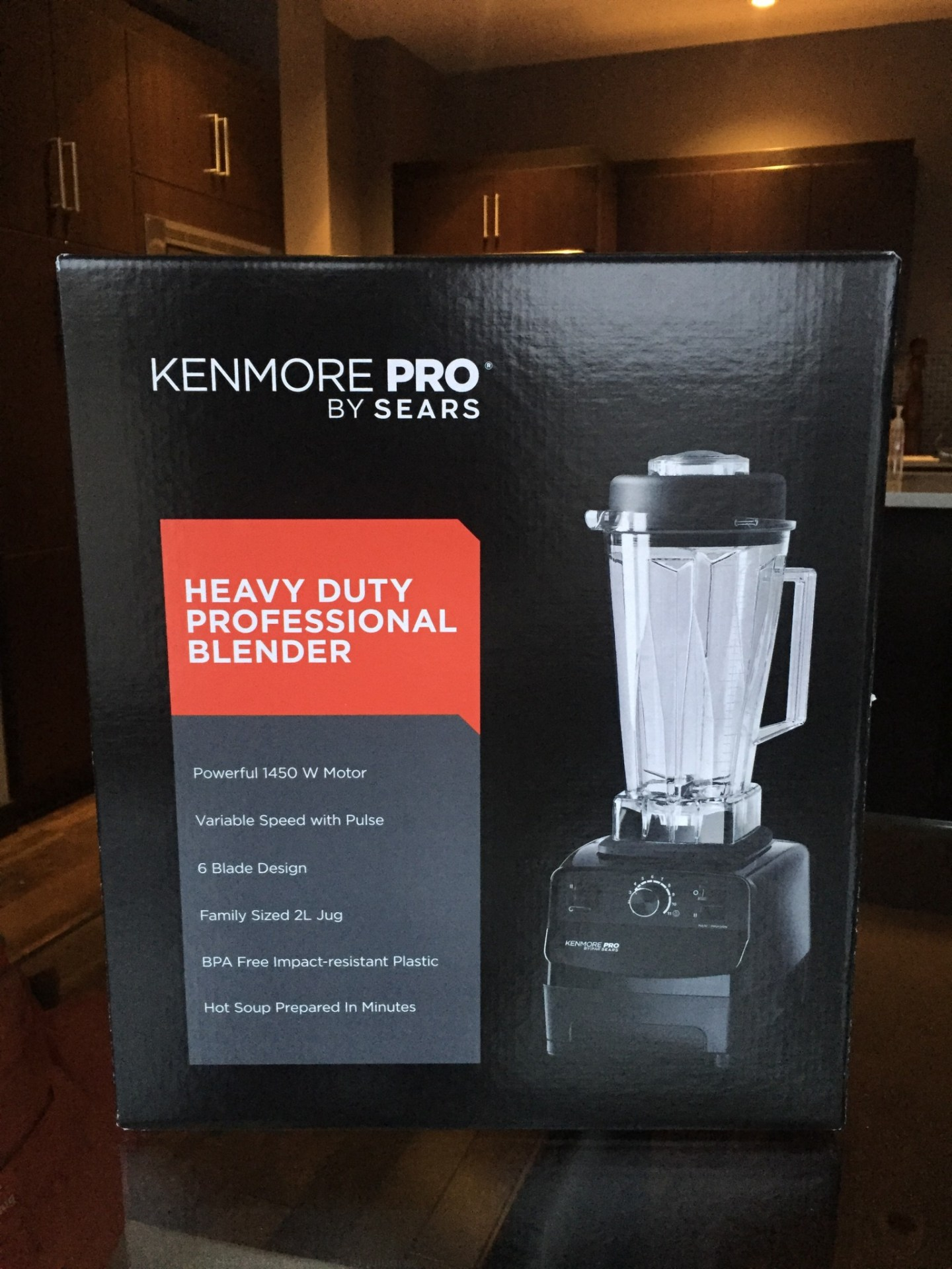 Meal Time Made Easy with the Kenmore Pro Blender