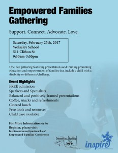 Empowered Families Gathering