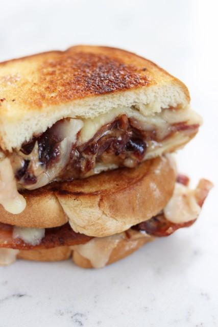 The PBJ & Cheese Sandwich