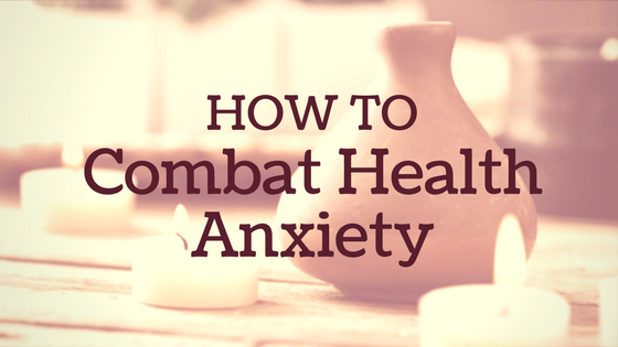 Combat health anxiety
