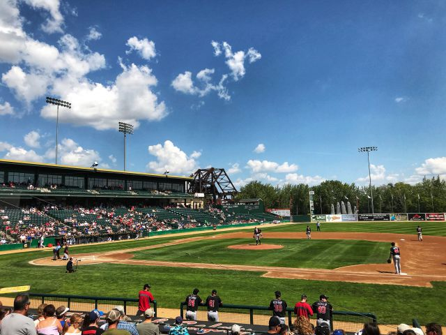 Experience a Winnipeg Goldeyes Game [Giveaway]