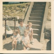 On vacation at Crosslake, MN, ~1968
