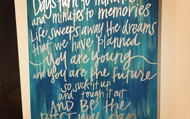 Minutes To Memories
