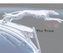 Story One – The Trunk — PL