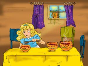 Goldilocks And The Three Diets