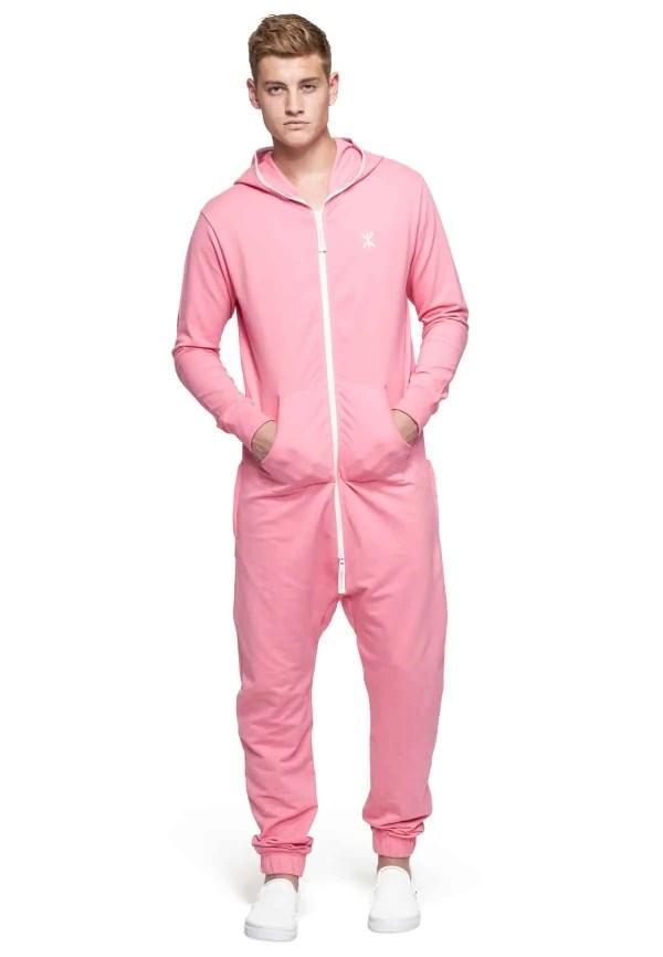 OnePiece Original Onesie Jumpsuit Pink