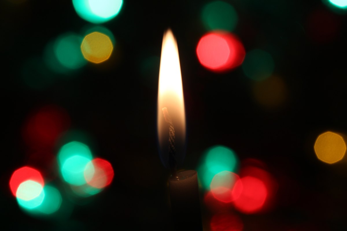 Advent's First Week: It Is Better to Light One Candle