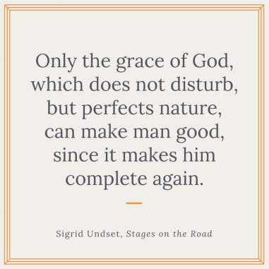 The Real Passion of Sigrid Undset Revealed