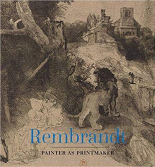 Rembrandt_Painter as Printmaker