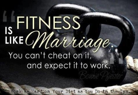 Fitness and marriage