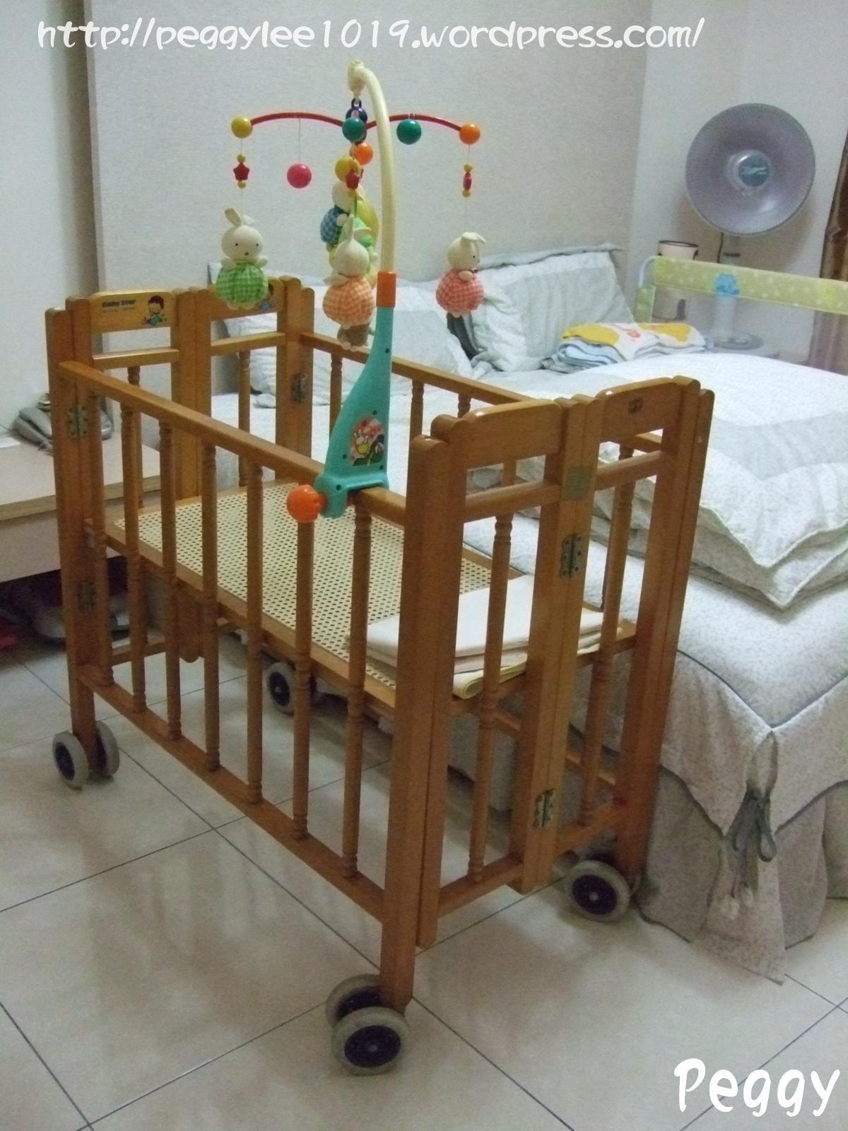 9.嬰兒床
