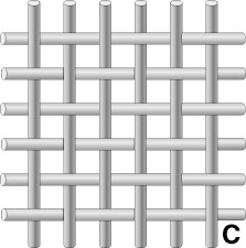 Balanced Weaving C
