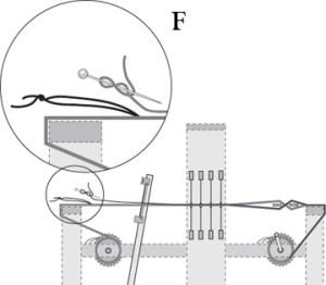 Weaving Error Repair F