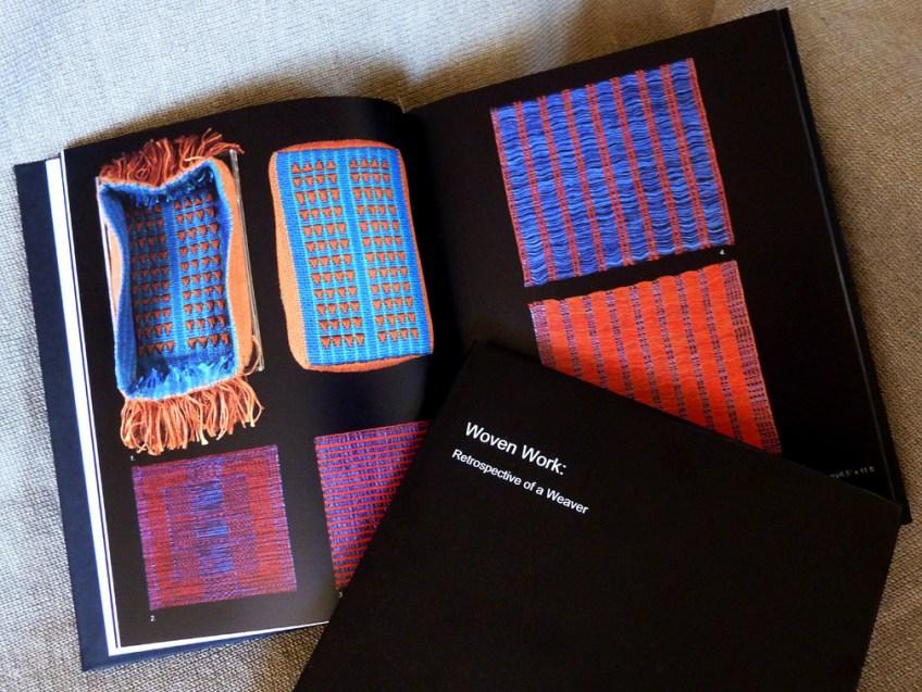 Woven Work: Retrospective of a Weaver - Peggy Osterkamp
