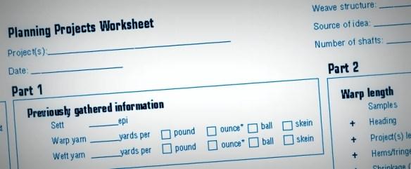 Worksheet Clip