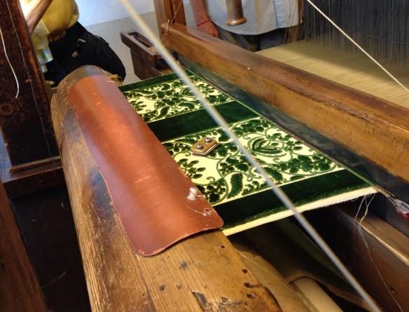 Weaving Velvet - Peggy Osterkamp Blog > click to enlarge
