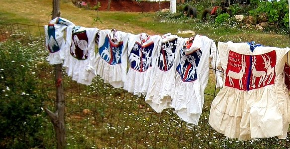 11.2 blouses on fence - Copy