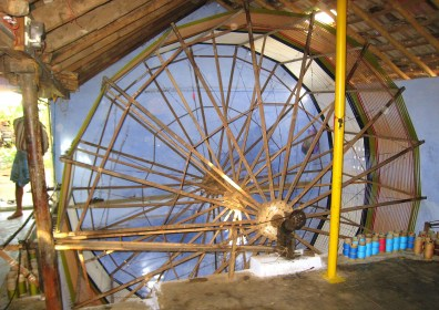 14.1 giant wheel to make warps