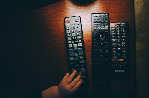 Infancia y televisión mandos