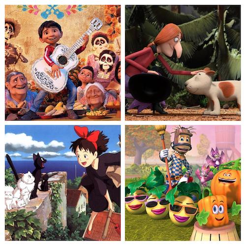 Películas infantiles para Halloween