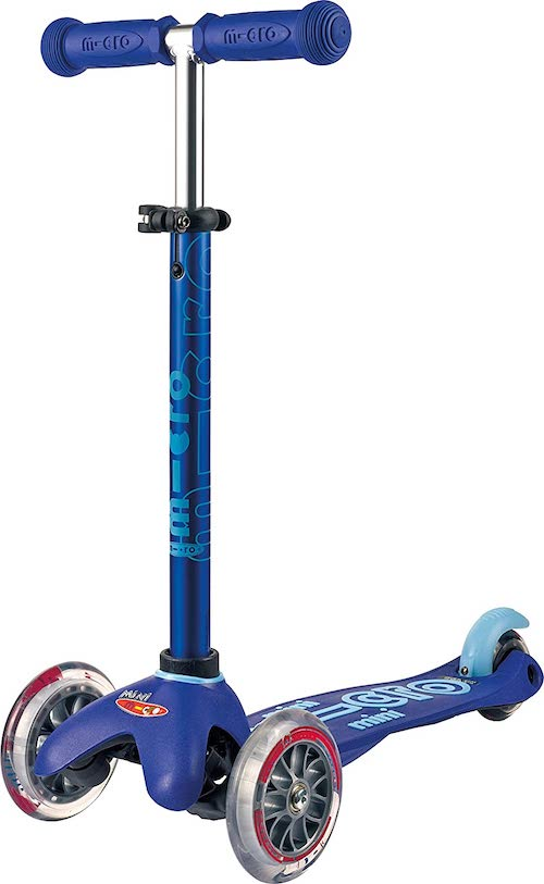 Monopatín o scooter Mini Deluxe de Micro Kickboard