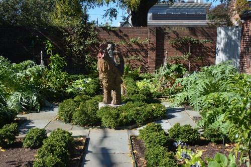 Nancy Gray Pyne garden, photo courtesy of The Garden Conservancy