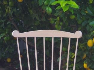 The crest rail.