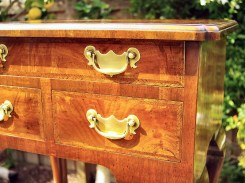Drawer fronts.
