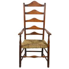 How To Rush A Chair Sure Fit Dining Covers Nz George Ii Walnut Ladderback  Part One Pegs And 39tails