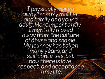 Move Away from Abuse