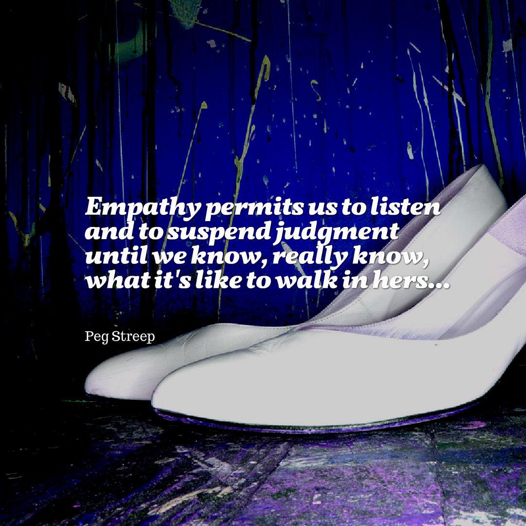 Empathy Shoes