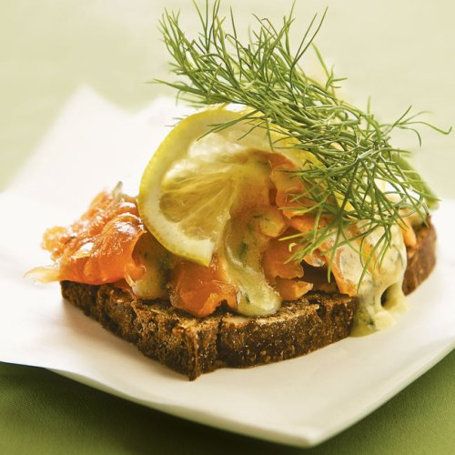 Gravlax by Stella's Café and Bakery