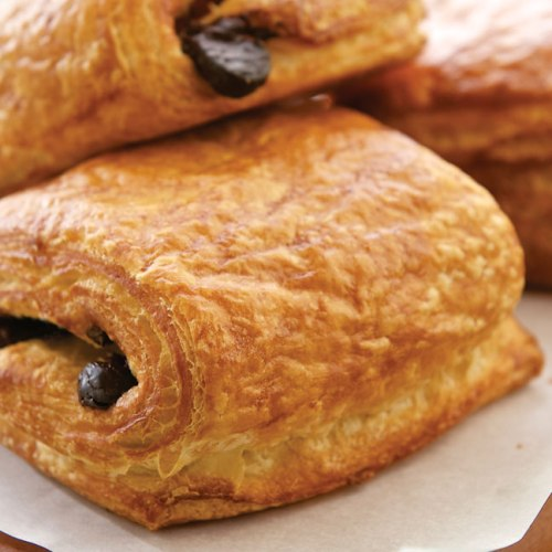Pain au Chocolat by Bakery Chef Roland Gregoire of Stella's Café and Bakery