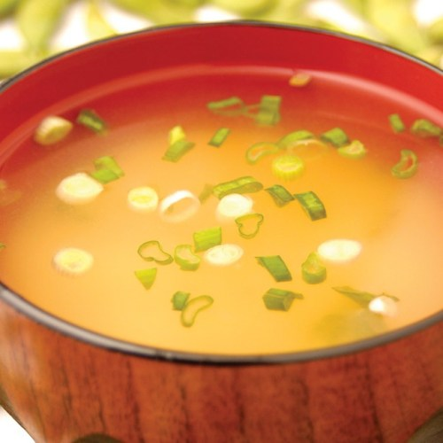 Miso-Soup by Chef Bee Venevongsa of Meiji