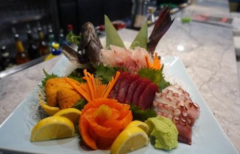 Izakaya - Delux Sashimi
