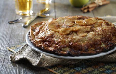Apple Pancake Breakfast