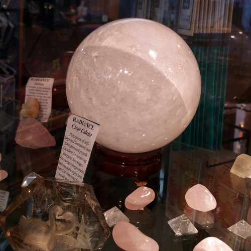Crystal Ball from Radiance Gifts Winnipeg