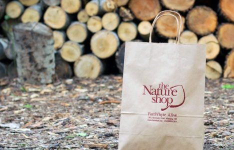 The Nature Shop, Fortwhyte Alive, Winnipeg